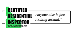 Certified Residential Inspector Logo